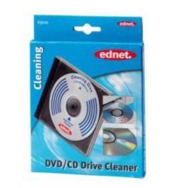 Ednet . - Speciální čistící CD se super měkkým kartáčem pro čištění čoček laseru