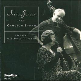 CD Sheila Jordan : Accustomed To The Bass