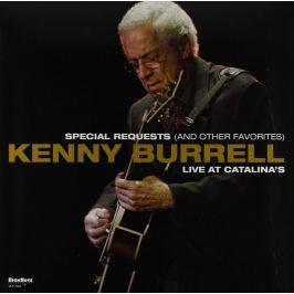 Kenny Burrell : Special Requests LP