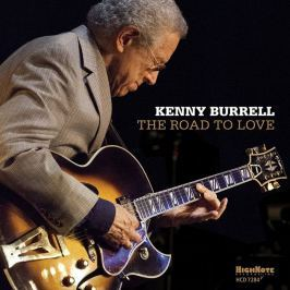 CD Kenny Burrell : Road To Love