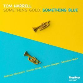 CD Tom Harrell : Something Gold,something Blu