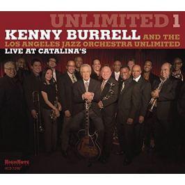 CD Kenny Burrell : Unlimited 1