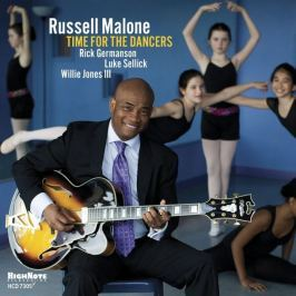 CD Russell Malone : Time For The Dancers