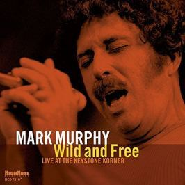 CD Mark Murphy : Wild And Free