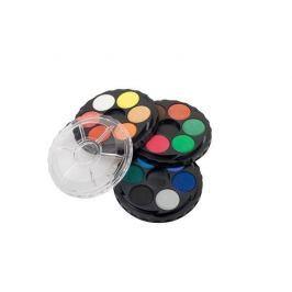 KOH-I-NOOR Vodové barvy, 18ks, 22,5 mm,