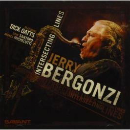 CD Jerry Bergonzi : Intersecting Lines
