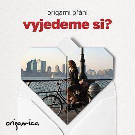 Origamica Origami přání - Vyjedeme si?