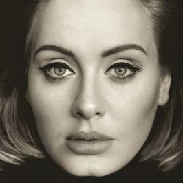 CD Adele : 25