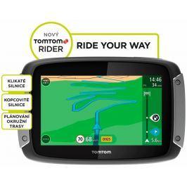 TomTom Navigace  Rider 40 CE LIFETIME