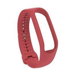 TomTom Řemínek k fitness náramku Touch - korálově červený (S)