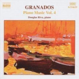 CD E. Granados : Piano Music Vol. 4