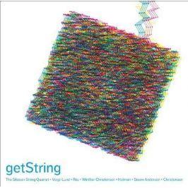 CD Silesian String Q - Getstring