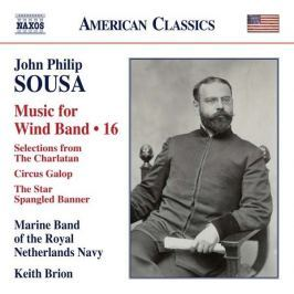CD Sousa - Brion: Music For The Wind Band, Vol. 16