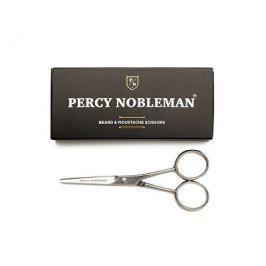 Percy Nobleman Nůžky na vousy a knír (Beard & Moustache Scissors)