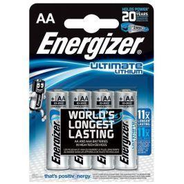 Energizer ULTIMATE LITHIUM lithiové baterie L91/FR6  Tužka AA BL4