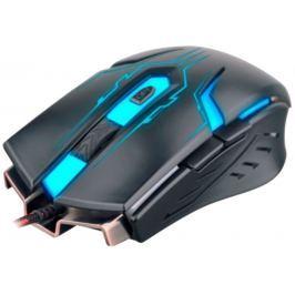 Sandberg Eliminator herní myš, 2400 DPI, LED, USB, černá