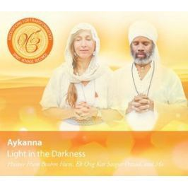 CD R - AYKANNA - LIGHT IN THE DARKNESS: MEDITATIONS FOR TRANSFORMATIONS