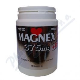 VITABALANS Magnex 375mg + B6 tbl.180