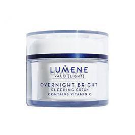 Lumene Rozjasňující noční krém s vitamínem C Light (Overnight Bright Sleeping Cream Contains Vitamin