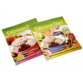 Good Nature Express Diet - instantní kaše Vanilkovo-malinová 53 g