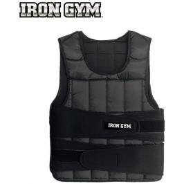 IRON GYM Zátěžová vesta  Weight Vest 10 kg