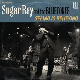 CD Sugar Ray And The Bluetones : Seeing Is Believing
