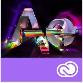 Adobe After Effects CC MP ENG GOV NEW L-1 1-9 (12 měsíců)