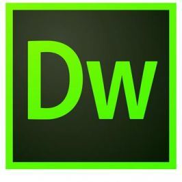 Adobe Dreamweaver CC MP ENG COM RENEWAL L-1 1-9 (12 měsíců)