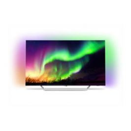 Philips 65OLED873/12, 65 4K Ultra HD OLED TV,DVB T/C/T2/T2-HD/S/S2, 3-sided Ambi