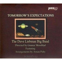 CD Dave Liebman Big Band : Tomorrow´s Expectations
