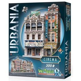 WREBBIT 3D puzzle Urbania: Kino 300 dílků