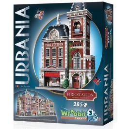 WREBBIT 3D puzzle Urbania: Hasičská stanice 285 dílků