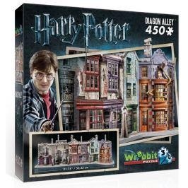 WREBBIT 3D puzzle Harry Potter: Příčná ulice 450 dílků
