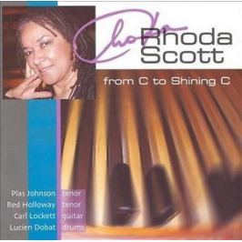 CD Rhoda Scott : From C To Shining C