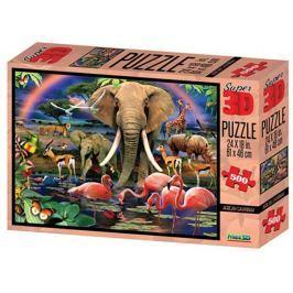 PRIME 3D Puzzle 500 dílků - Safari