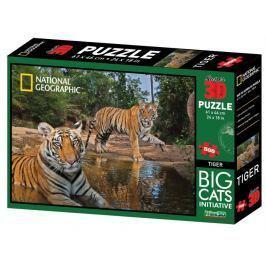 PRIME 3D Puzzle 500 dílků - Tygři