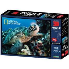 PRIME 3D Puzzle 500 dílků - Želva