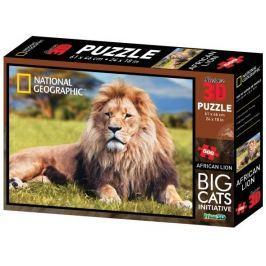 PRIME 3D Puzzle 500 dílků - Lev