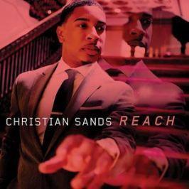 CD Christian Sands - Reach, cd