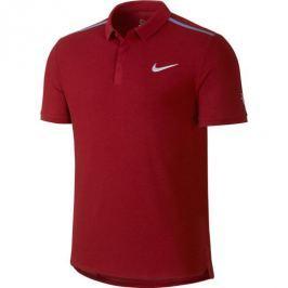 Nike Pánská polokošile  Advantage RF 729281-677, S