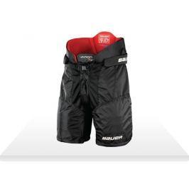 Bauer Vapor X 5.0 JR kalhoty, L, Červená
