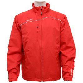 Bauer Bunda  Lightweight Warm Up Jacket, S, černá
