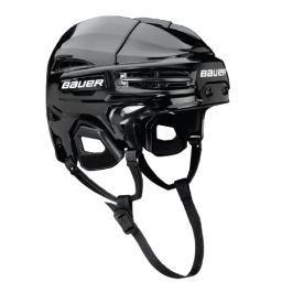 Bauer Hokejová helma  IMS 5.0 SR (Senior), M (53 - 58 cm), Červená