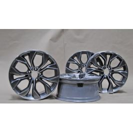 BMW ALU disk  X4 / X3 (F26 /F25 - Styling 608) 8,5Jx19 5/120 ET38 Senzor OE (DEMO