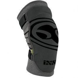 IXS XL - CARVE EVO+ soft chrániče kolen  šedé