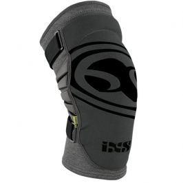 IXS M - CARVE EVO+ soft chrániče kolen  šedé