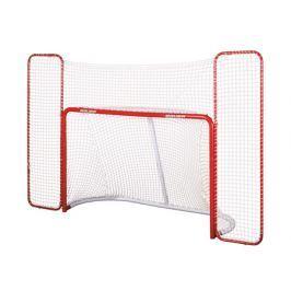 Bauer Branka  Performance Hockey Goal With Backstop