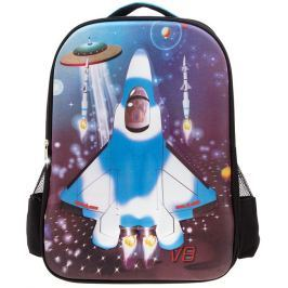 3D Bags Dětský batoh Rocket 3DHM283