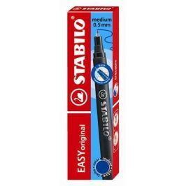 STABILO Náplň do rolleru Easy original, modrá, 0,5mm,