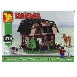 Dromader Stavebnice  Farma 28508 219ks v krabici 35x25x5cm